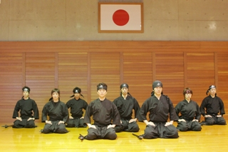Samurai exercise members1