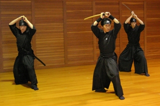 Samurai exercise members3